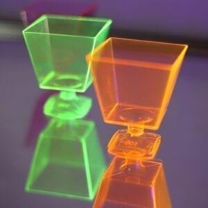 لیوان یکبار مصرف مدل آینا بسته 10 عددی
